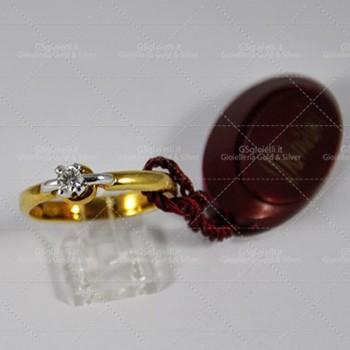 Collana Morellato in acciaio ciondolo dado con cristalli