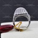LE BEBE' bracciale collezione briciole maschietto e femminuccia in oro bianco e diamanti ref. LBB 303