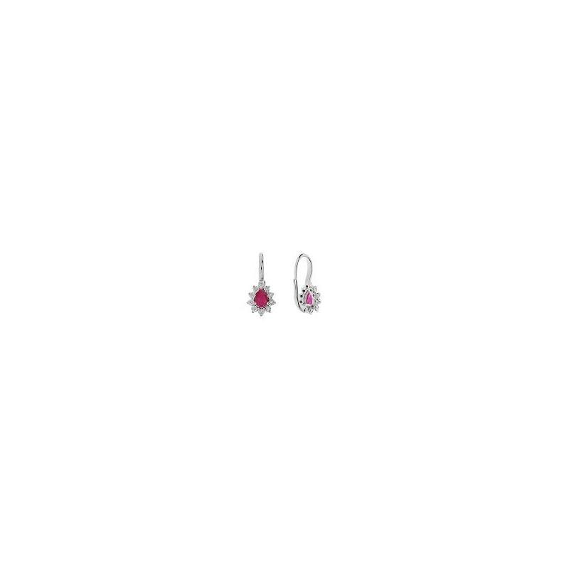 ANELLO RECARLO oro e diamante ct.0,03