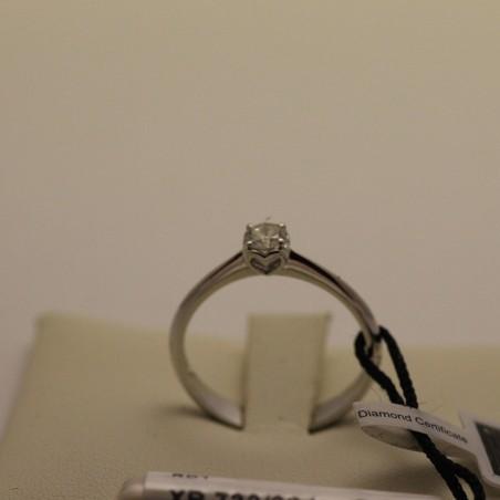 Girocollo DAMIANI oro bianco e diamanti 0,27 ct.