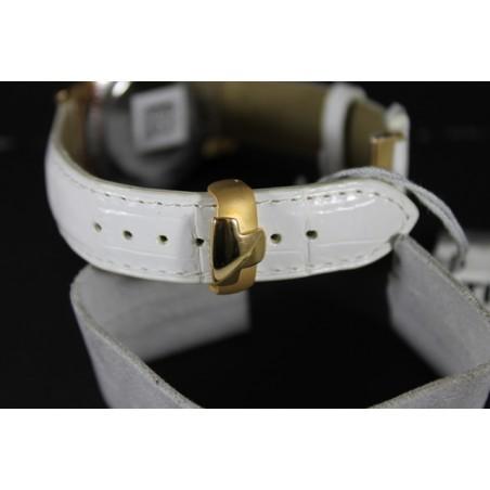 Orecchini RECARLO XB803/B in oro bianco e diamanti taglio brillante.